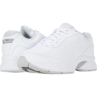 サッカニー Saucony メンズ シューズ・靴 Omni Walker 3 White