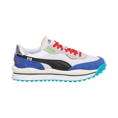 (取寄)プーマ メンズ シューズ プーマ ライダー スタイルMen's Shoes PUMA Rider StyleWhite Blue Grey