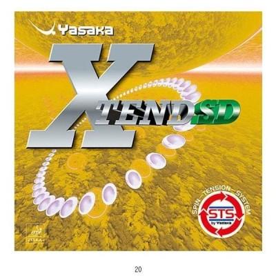 ヤサカ Yasaka エクステンドSD B46 卓球ウラソフトラバー