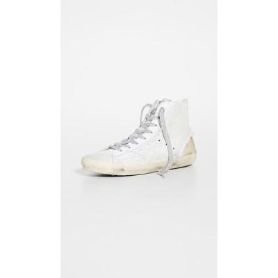 ゴールデン グース Golden Goose レディース スニーカー シューズ・靴 Francy Sneakers Reverse White/Silver