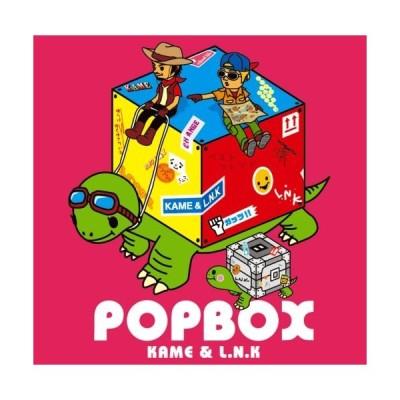 POP BOX(初回生産限定盤)(DVD付)