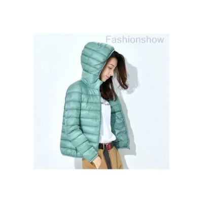 ダウンコートレディースキルティングコートコートアウターウエアウォーマージャケットキルティングコートフードロング丈厚手暖かいかわいい冬服