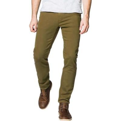 DU/ER カジュアルパンツ メンズ ボトムス DU/ER Men's No Sweat Slim Fit Pant Tobacco Tob