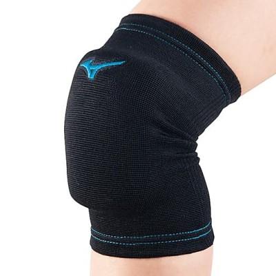 MIZUNO (ミズノ) ジュニア用 膝サポーター(2個セット) FREE BLK メンズ・レディース兼用 V2MY801192