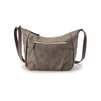 SHOO・LA・RUE / フェイクレザー横長ショルダーバッグ WOMEN バッグ > ショルダーバッグ