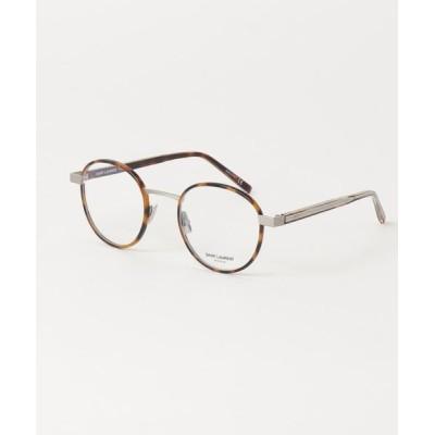 GLASSMANIA -Tokyo Aoyama- / 【SAINT LAURENT/サンローラン】ボストン メガネ SL125 002 MEN ファッション雑貨 > メガネ