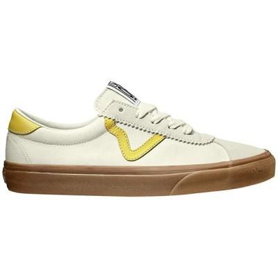 バンズ Sport メンズ スニーカー 靴 シューズ (Gum) Marshmallow/Cream Gold