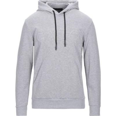 エクステ EXTE メンズ スウェット・トレーナー トップス sweatshirt Grey