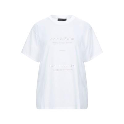 ファビアナフィリッピ FABIANA FILIPPI T シャツ ホワイト 42 コットン 100% T シャツ