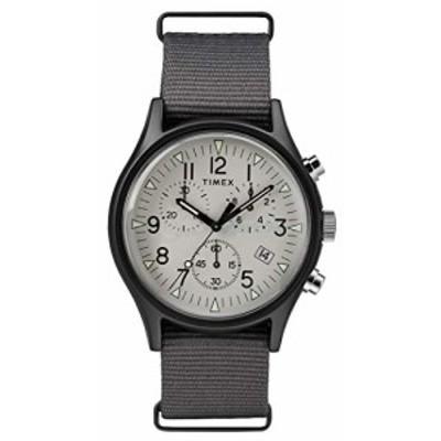 【当店1年保証】タイメックスTimex Mens Chronograph Quartz Watch with Nylon Strap TW2T10900