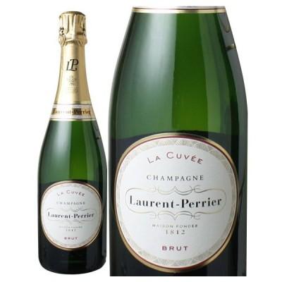 ワイン シャンパン ローラン・ペリエ ラ・キュヴェ NV 白