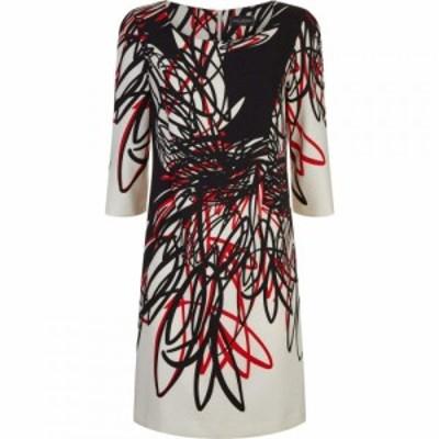 ジュームズ レイクランド James Lakeland レディース ワンピース ワンピース・ドレス Abstract Print Tailored Dress Multi-Coloured