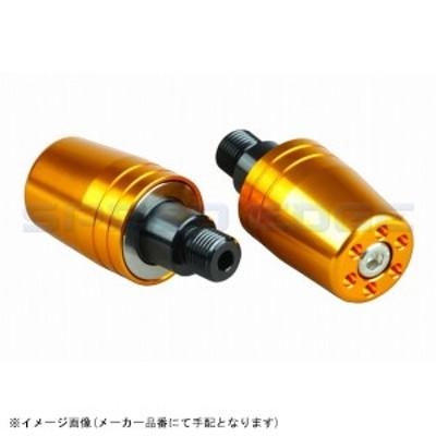 [031779-04] POSH(ポッシュ) ウルトラヘビーバーエンドヤマハ系M16タイプ ゴールド