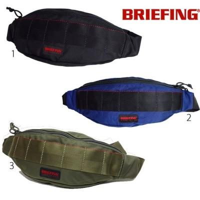 ブリーフィング メンズ レッドレーベル トライポッド ウエストバッグ BRIEFING RED LABEL TRIPODボディーバッグ
