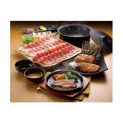 <ミヤチク/ミヤチク> イベリコ豚しゃぶしゃぶ肉と味噌漬け SC-390【三越伊勢丹/公式】