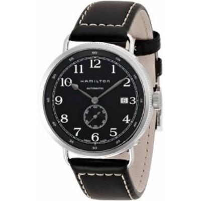 [ハミルトン]HAMILTON 腕時計 KHAKI NAVY PIONEER 40MM(カーキ ネイビー パイオニア) H78415733 メンズ 【並行輸入品】