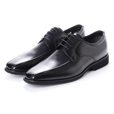@ZINO   防水 軽量  消臭 衝撃吸収 通気 ビジネスシューズ紳士靴  スワールモカ  レースタイプ ZN8007