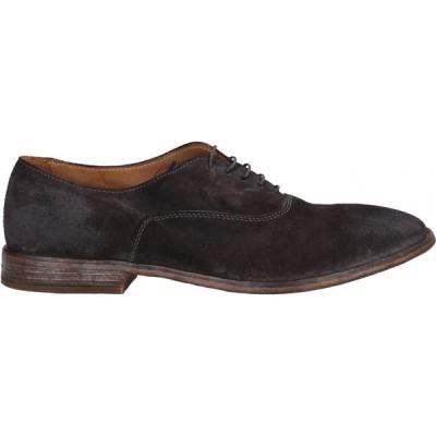 モマ MOMA メンズ シューズ・靴 laced shoes Steel grey