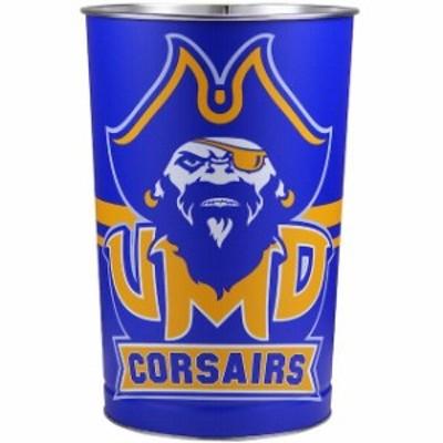 WinCraft ウィンクラフト スポーツ用品  UMass Dartmouth Corsairs Tier Wastebasket - Royal Blue/Gold