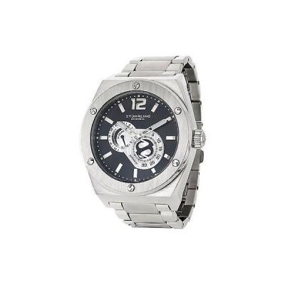 ストゥーリングオリジナル腕時計Stuhrling Original メンズ 281B.331113 Citizen 8247 オートマチック Moveメンズt,ステンレス