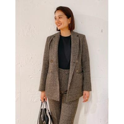 Roomy's / Olivia jacket WOMEN ジャケット/アウター > テーラードジャケット
