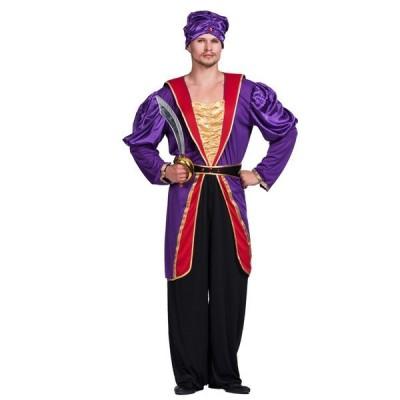 M〜L Men's ハロウィン 衣装 国王に変身 男性用 メンズ用 ハロウィーン 王様ハロウィン衣装 コスプレ衣装 コスチューム 仮装 変装