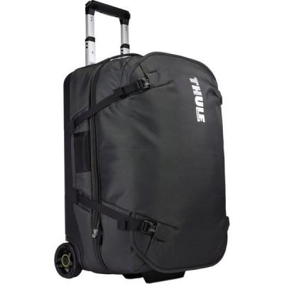 スーリー THULE ユニセックス スーツケース・キャリーバッグ バッグ Subterra 55cm/22in Wheeled Luggage DARK SHADOW