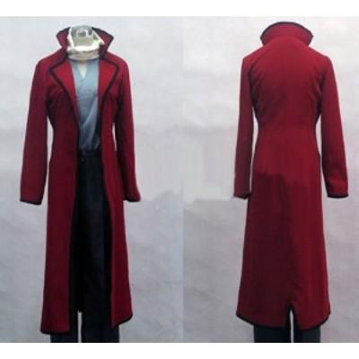 銀魂 快援隊 坂本辰馬  風  コスチューム コスプレ  スプレ衣装 完全オーダメイドも対応可能