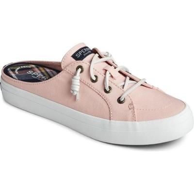 スペリートップサイダー Sperry レディース サンダル・ミュール シューズ・靴 Crestvibe Mules Pink