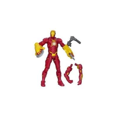Marvel (マーブル) Iron Man (アイアンマン) 3 Assemblers Crosscut Iron Man (アイアンマン) フィギュア