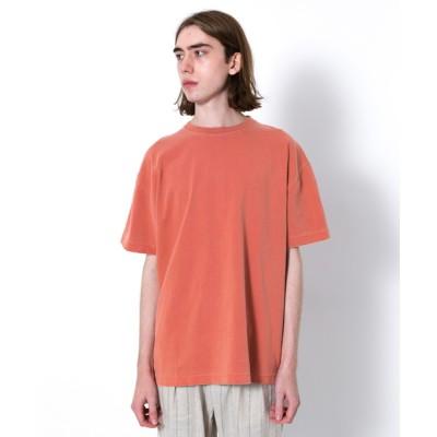 SENSE OF PLACE by URBAN RESEARCH / Good wear 別注ピグメントルーズTシャツ MEN トップス > Tシャツ/カットソー