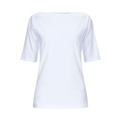 スノッビー シープ SNOBBY SHEEP T シャツ ホワイト 40 コットン 95% / ポリウレタン 5% T シャツ