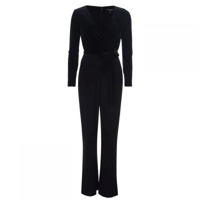 ラルフ ローレン Lauren Ralph Lauren Occasion レディース パーティードレス ワンピース・ドレス Shae Jumpshuit Dress Black