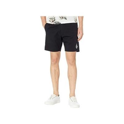 ボルコム Deadly Stones Shorts メンズ 半ズボン Black