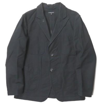 エンジニアードガーメンツ Engineered Garments アメリカ製 Bedford Jacket Cotton Double Cloth ベッドフォードジャケット コットダブルクロス S ブラック