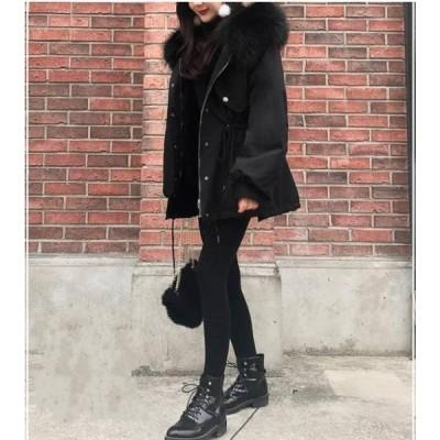 ダウンコート レディース服 冬服 コート 中綿 ダウンコート ダウンジャケット ロング丈 防寒 大きいサイズ 体型カバー 美スタイル 大人気