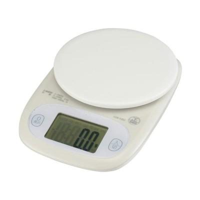 オーム電機 07-8736 クッキングスケール(3kg計) COK-S302