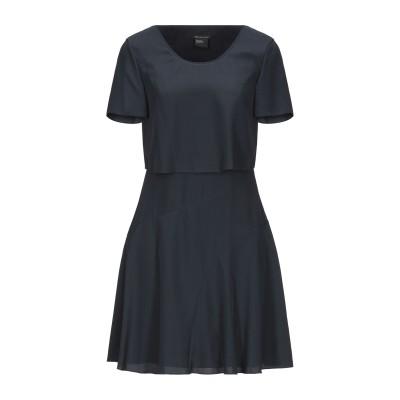 ARMANI EXCHANGE ミニワンピース&ドレス ダークブルー 4 ポリエステル 100% ミニワンピース&ドレス