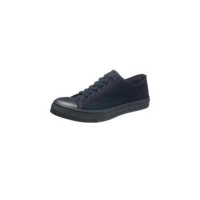 アサヒ 502 (KF37014) ブラック ローカット スニーカー レディース メンズ シューズ 靴 お取り寄せ商品