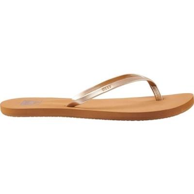 リーフ Reef レディース ビーチサンダル シューズ・靴 Bliss Nights Flip Flops Tan