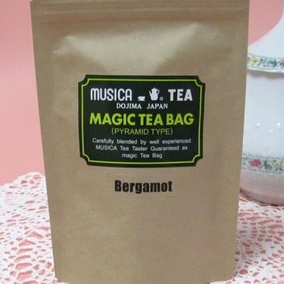 ムジカティー ティーバッグ ベルガモット【musica TEABAG BERUGAMOT】<20バッグ>