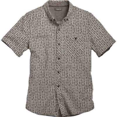トードアンドコー シャツ メンズ トップス Toad & Co Men's Clint SS Shirt Light Ash