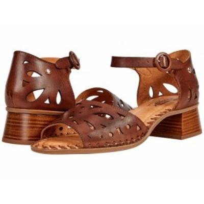 Pikolinos レディース 女性用 シューズ 靴 ヒール Melilla W4G-1632 Cuero【送料無料】