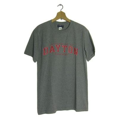 プリント Tシャツ デイトン大学 メンズSサイズ USA古着