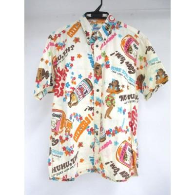sun surf サンサーフ 半袖柄シャツ SIZE:M 中古 メンズ ∴WF1190