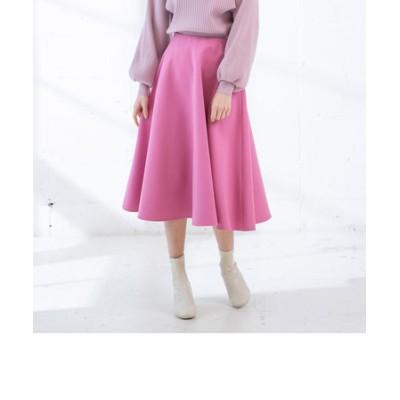 グログランサーキュラースカート