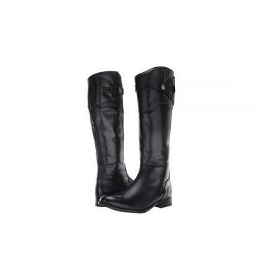 Frye フライ レディース 女性用 シューズ 靴 ブーツ ロングブーツ Molly Button Tall - Black