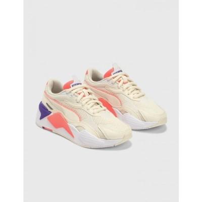 プーマ Puma レディース スニーカー シューズ・靴 rs-x millenium Whisper White-Puma White-Nrgy Peach