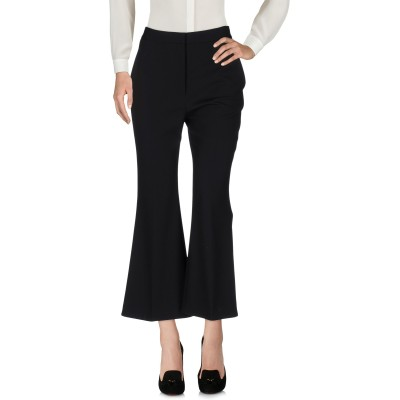 ステラ マッカートニー STELLA McCARTNEY パンツ ブラック 40 ウール 96% / ポリウレタン 4% パンツ