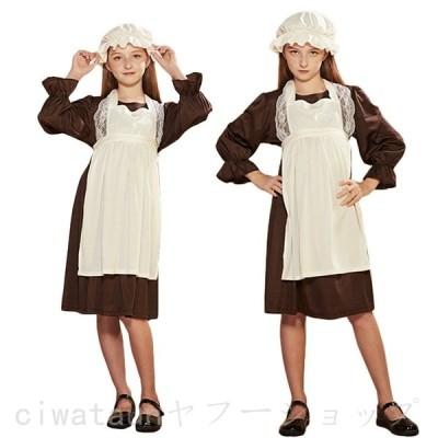 子供ハロウィン衣装子供 女の子 メイド服 ロリータ風 ハロウィン 衣装 メイド アリス キッズ ハロウィン衣装 幼稚園ハロウィン衣装 最新ハロウィン衣装